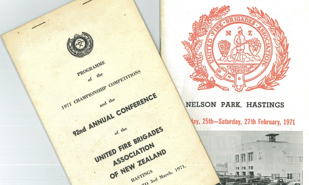 UFBA Annual covers 1971